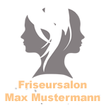 Musterwebseite Haircutter Logo